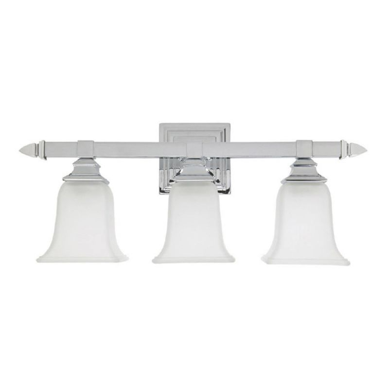 Capital Lighting 1063-142 Capital Vanities 3 Light Bathroom Vanity