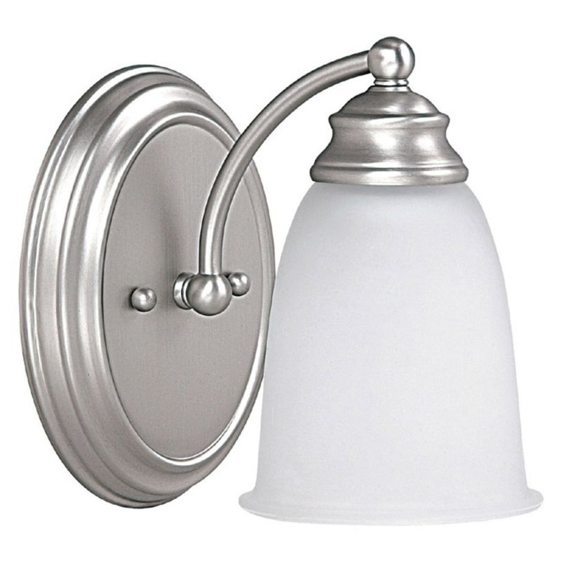 Capital Lighting 1081-132 Capital Vanities 1 Light Bathroom Sconce