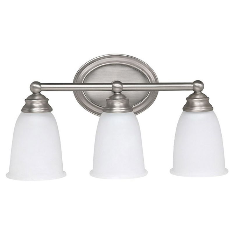 Capital Lighting 1083-132 Capital Vanities 3 Light Bathroom Vanity