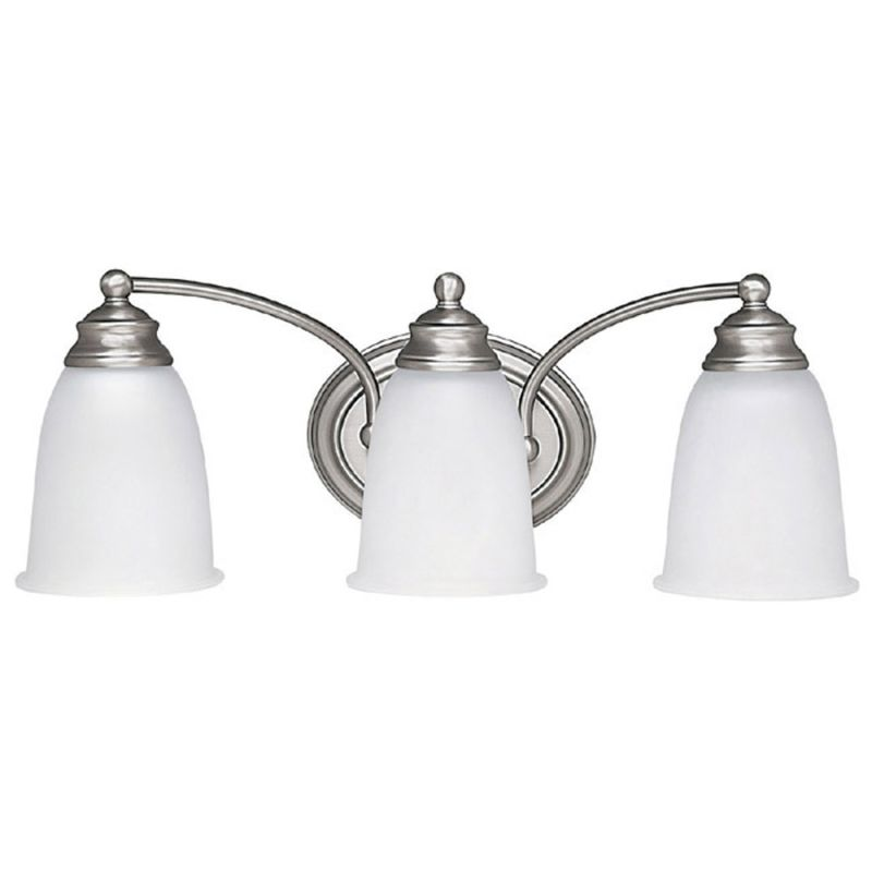 Capital Lighting 1088-132 Capital Vanities 3 Light Bathroom Vanity