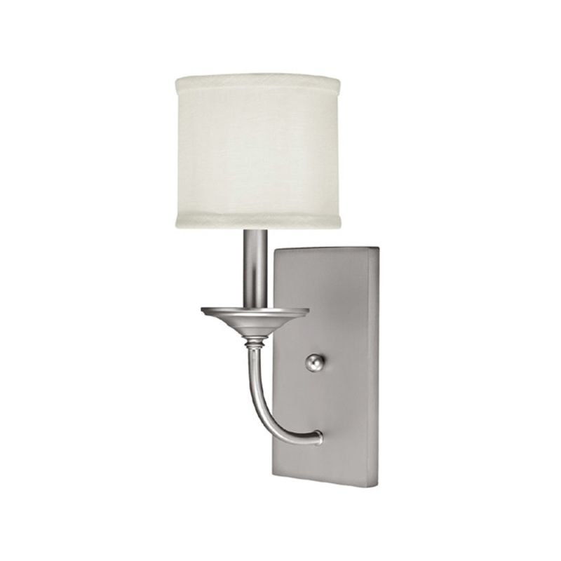 Capital Lighting 1981-469 Loft 1 Light Candle-Style Wall Sconce Matte