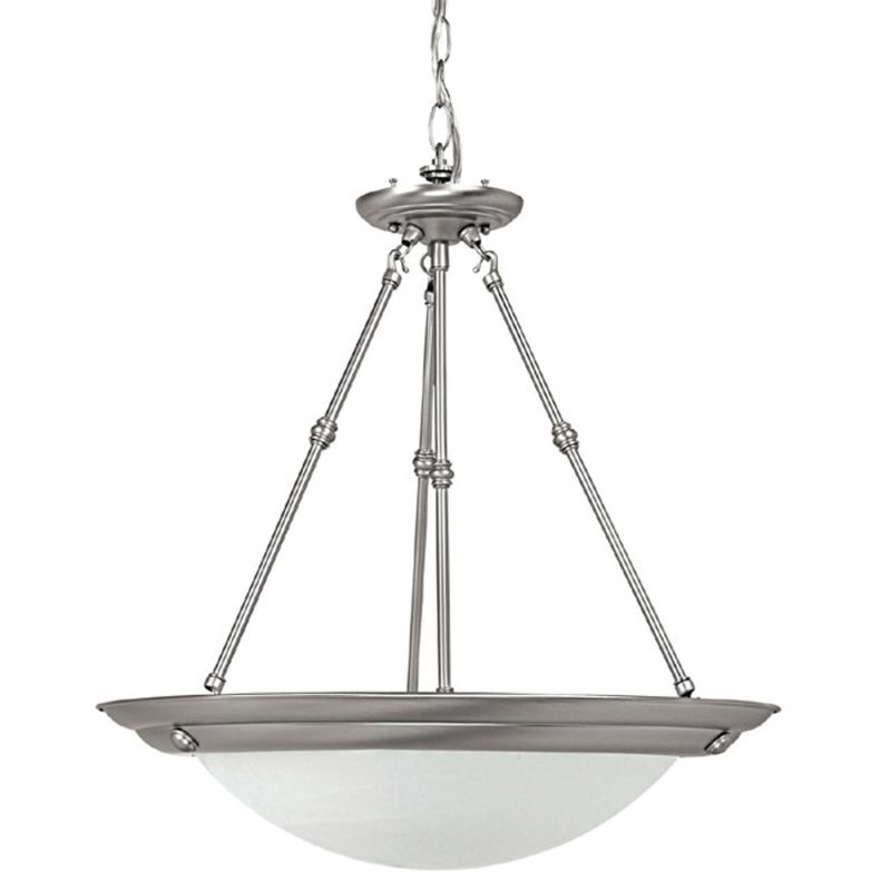 Capital Lighting 2720-GU 3 Light Energy Star Rated Full Sized Pendant Sale $19.97 ITEM: bci1172277 ID#:2720MN-GU UPC: 841224061220 :