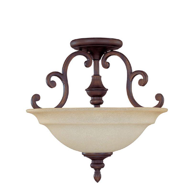 Capital Lighting 3071 Chandler 3 Light Semi-Flush Ceiling Fixture Sale $174.00 ITEM: bci1171658 ID#:3071BB UPC: 841224037478 :