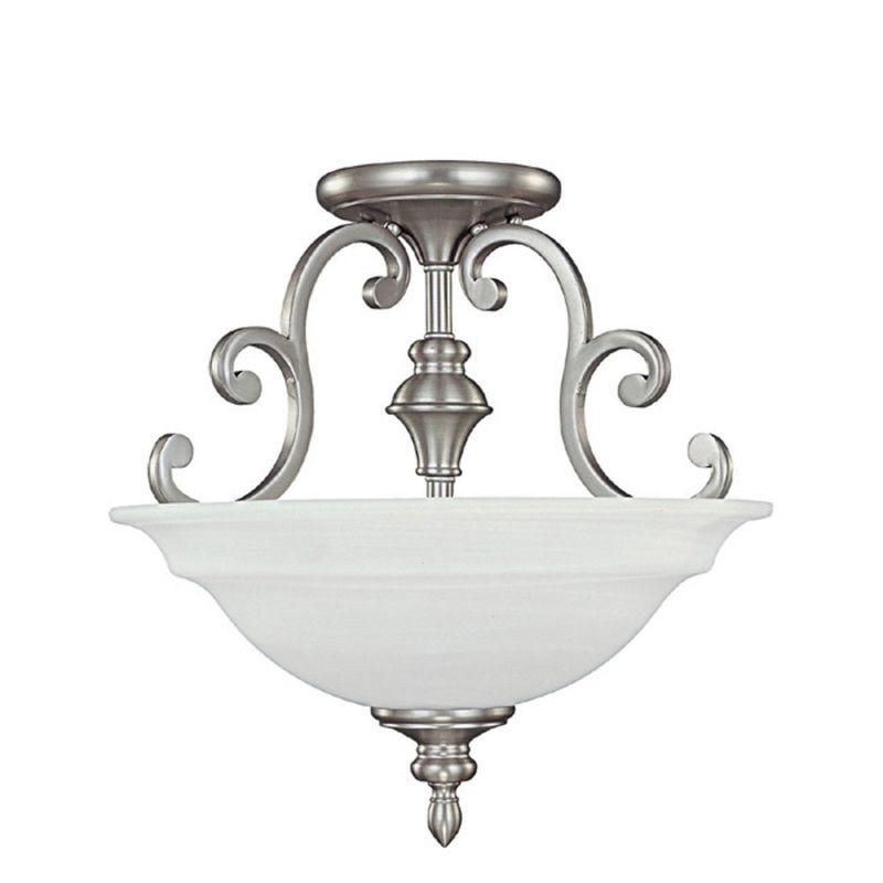 Capital Lighting 3071 Chandler 3 Light Semi-Flush Ceiling Fixture Sale $174.00 ITEM: bci1171659 ID#:3071MN UPC: 841224037485 :