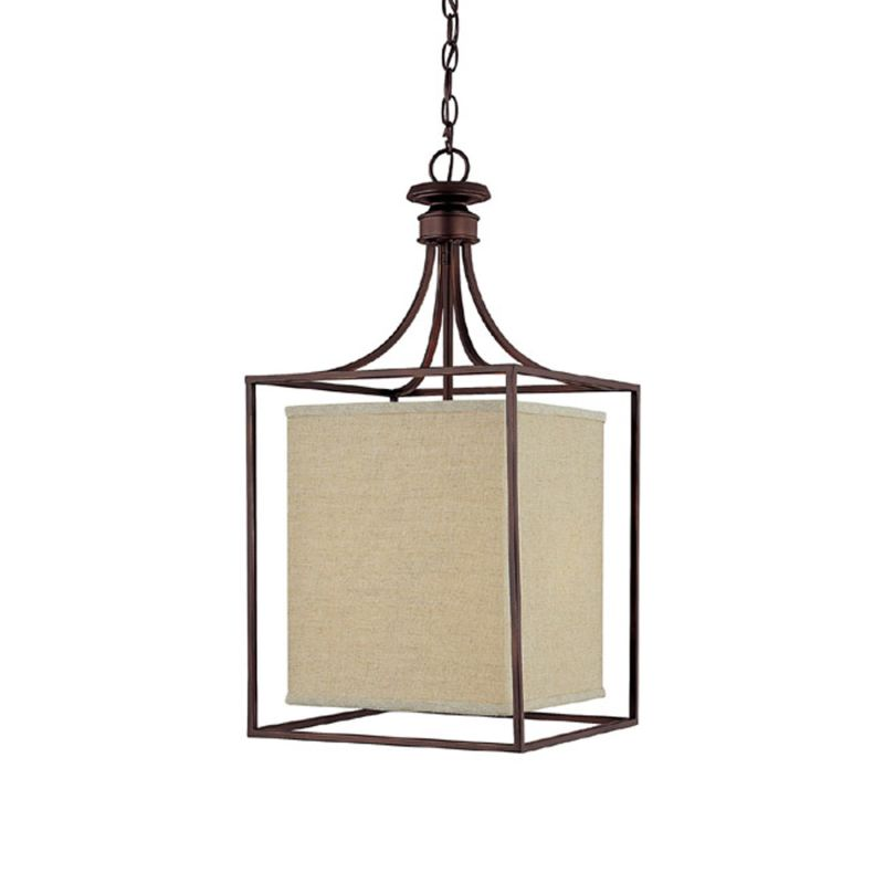 Capital Lighting 9041-471 Midtown 2 Light Full Sized Lantern Pendant