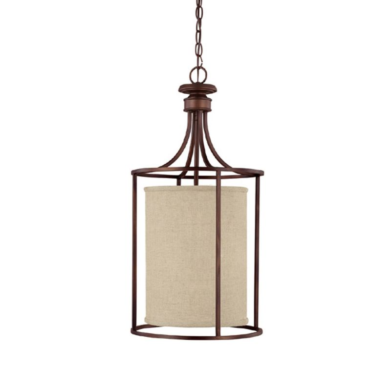 Capital Lighting 9042-473 Midtown 2 Light Full Sized Lantern Pendant