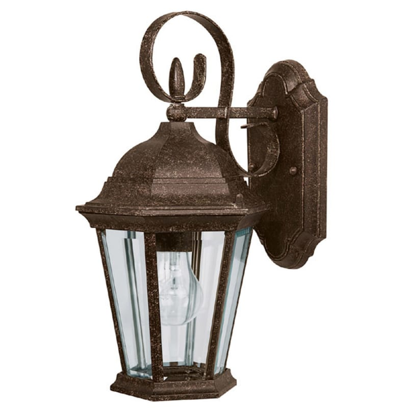 Capital lighting 9726ts tortoise carriage house 1 light outdoor wall sconce Exterior carriage house lights