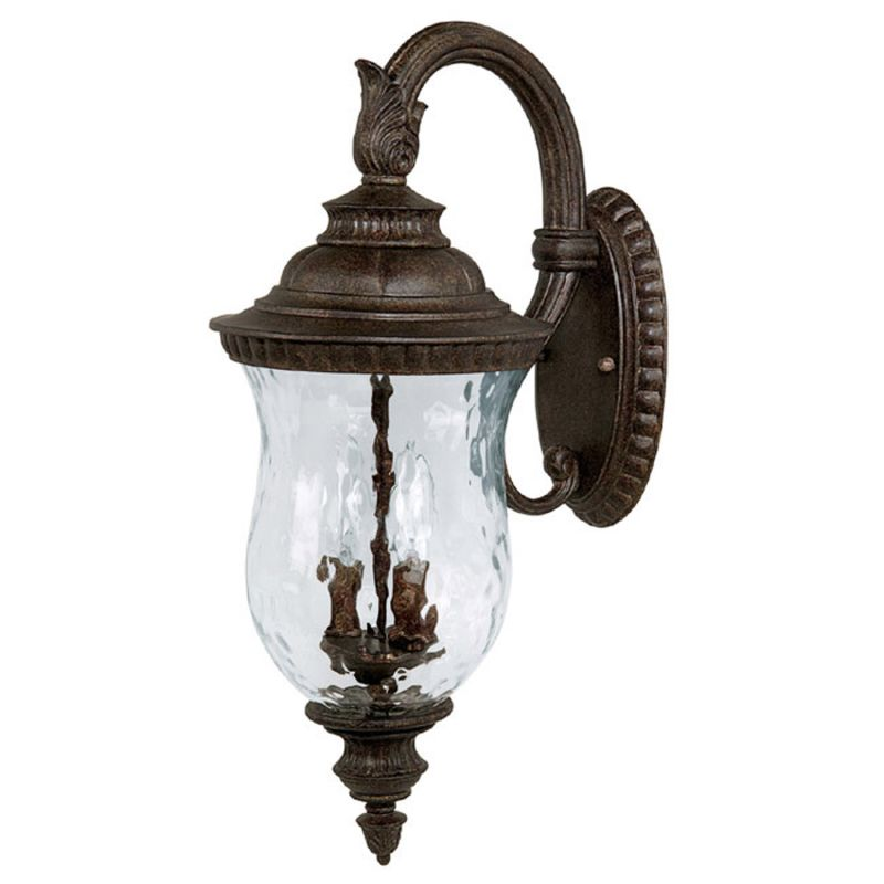 Capital Lighting 9782 Ashford 2 Light Outdoor Wall Sconce Tortoise