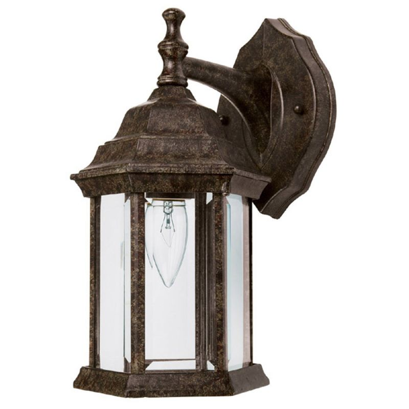 Capital Lighting 9830 Capital Outdoors 1 Light Outdoor Wall Sconce
