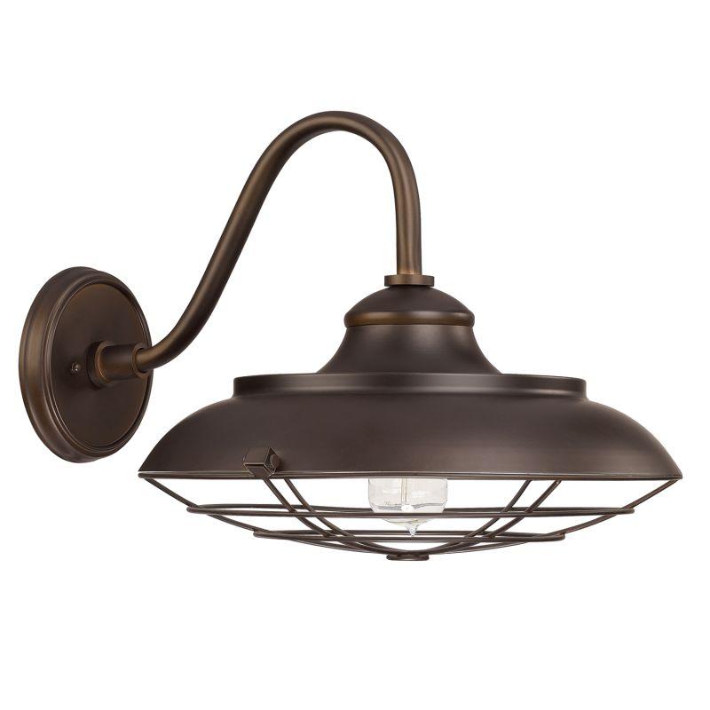 Capital Lighting 4562bb Burnished Bronze Outdoor