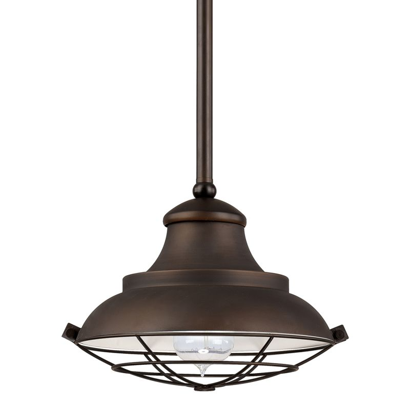 Capital Lighting 4567 Pendant Collection 1 Light Full Sized Pendant