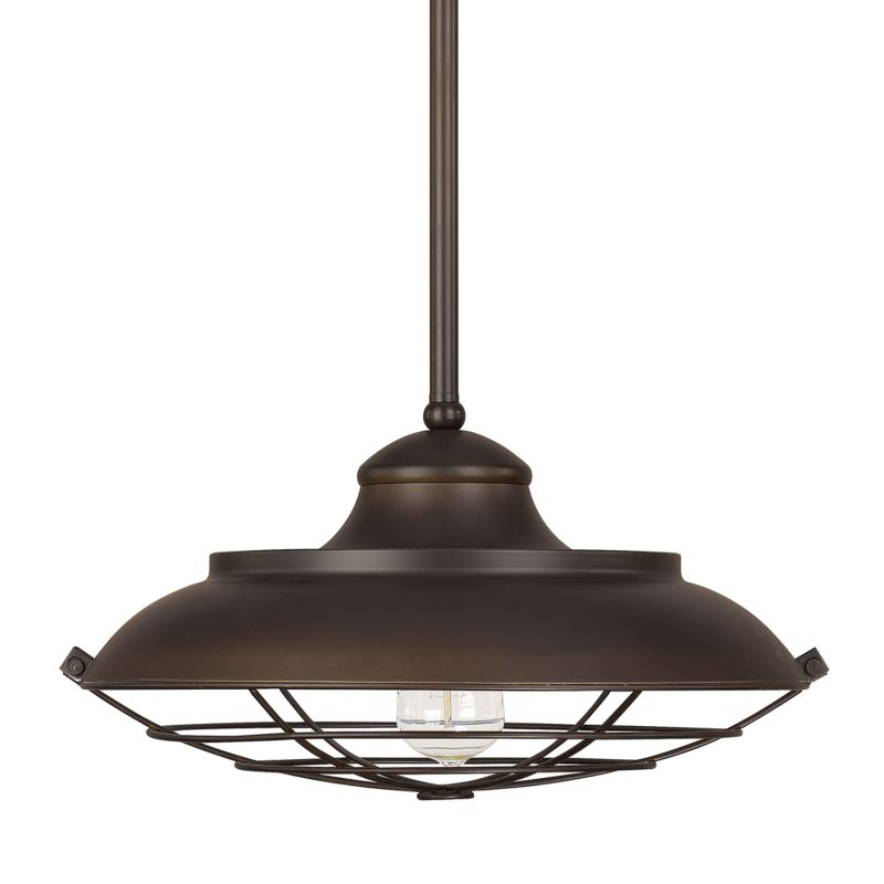 Capital Lighting 4568 Pendant Collection 1 Light Full Sized Pendant Sale $192.00 ITEM: bci2434578 ID#:4568BB UPC: 841224099292 :