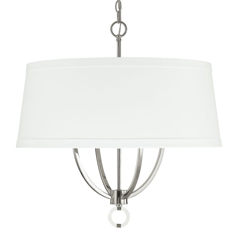 Capital Lighting 4594-592 The Taylor Collection 4 Light Large Pendant