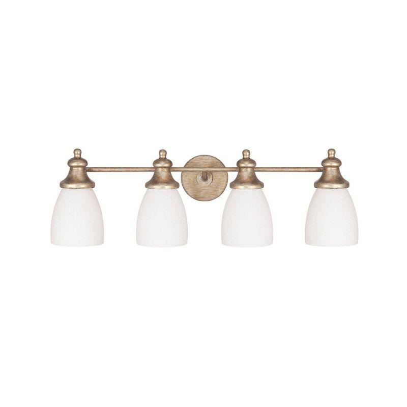 Capital Lighting 8204-238 Ansley 4 Light Bathroom Vanity Fixture Sable