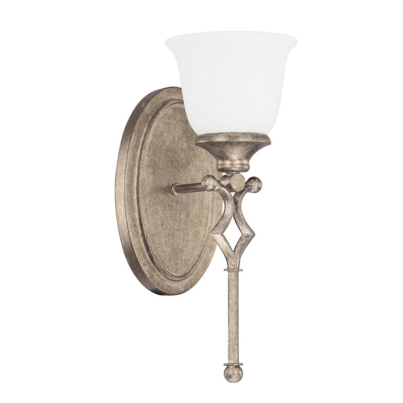 Capital Lighting 8291-124 The Montclaire Collection 1 Light Wallchiere