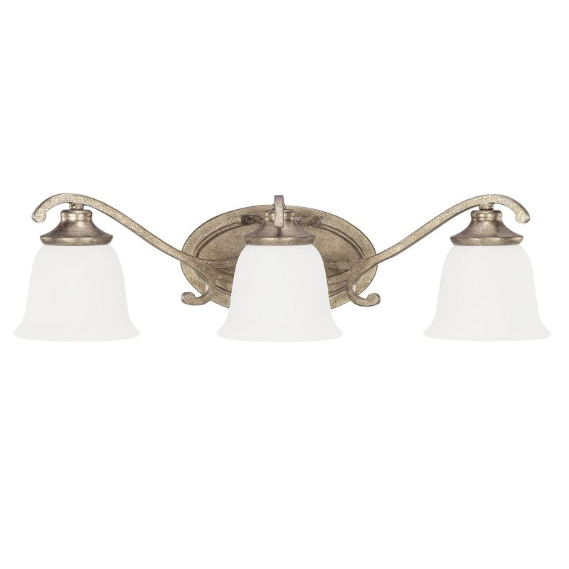 Capital Lighting 8293-124 The Montclaire Collection 3 Light Bathroom