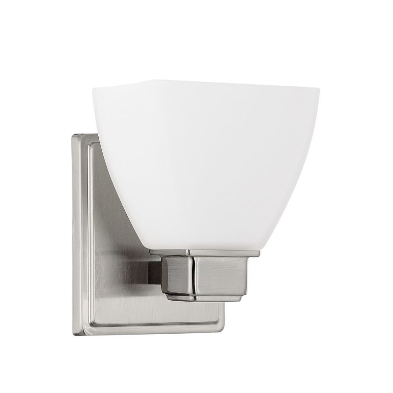 Capital Lighting 8511-216 1 Light Wall Sconce Brushed Nickel Indoor
