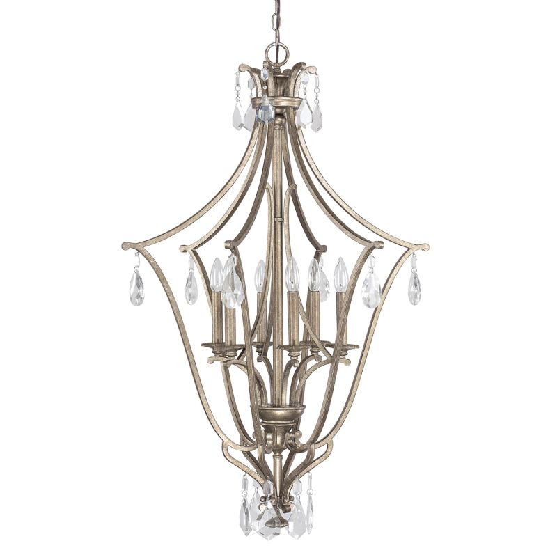 Capital Lighting 9592-CR The Montclaire Collection 6 Light Large
