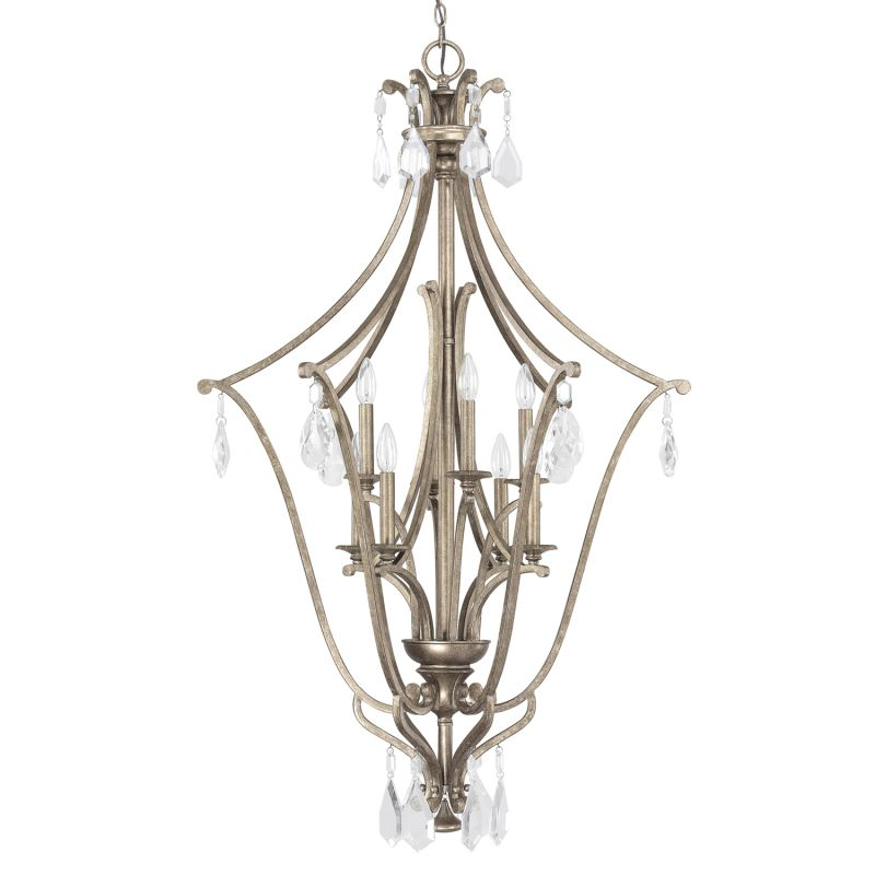 Capital Lighting 9593-CR The Montclaire Collection 8 Light Large