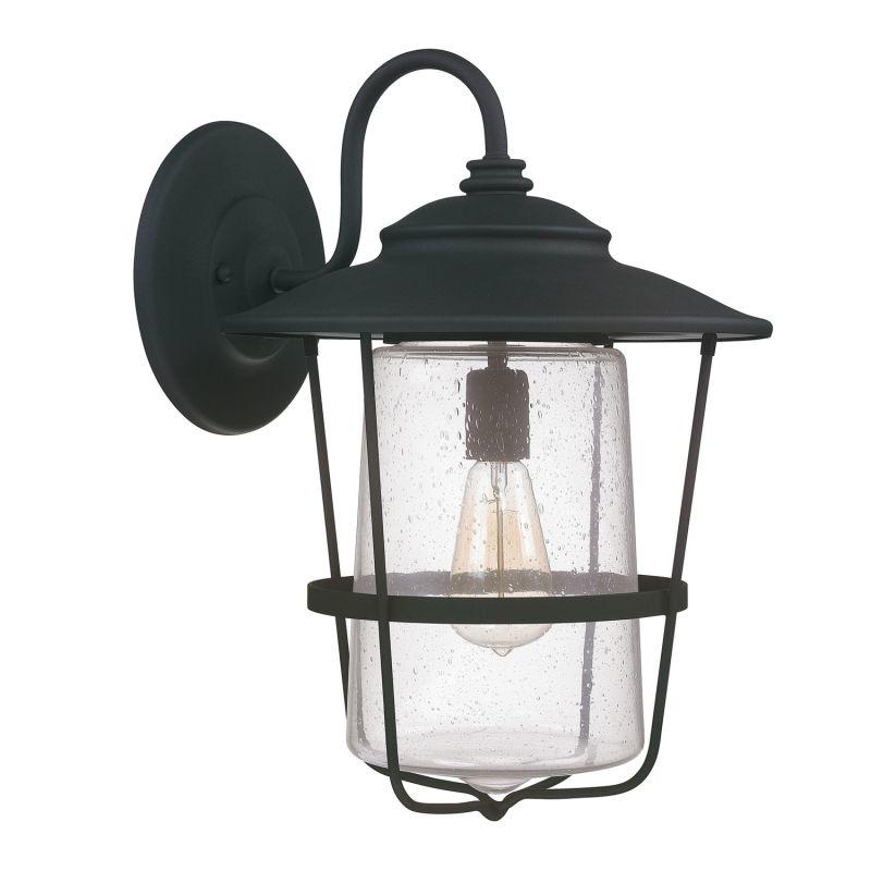 "Capital Lighting 9603 Creekside Single Light 19"" Tall Outdoor Wall"