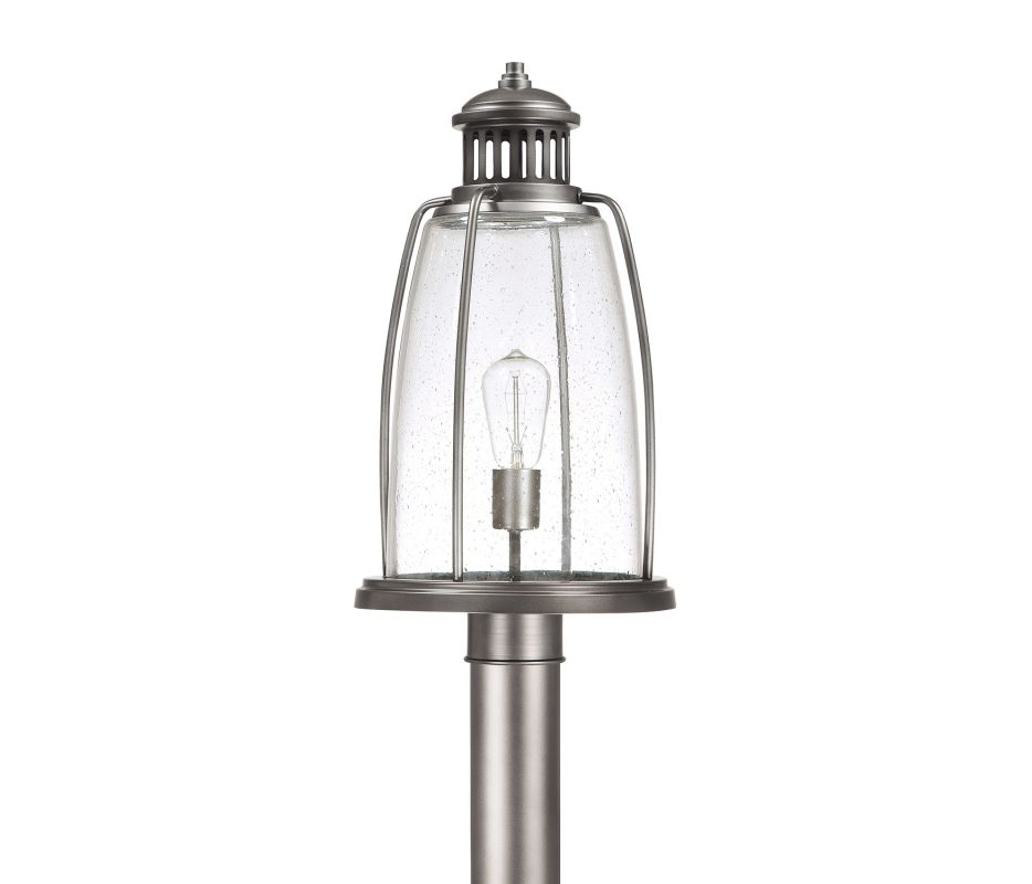 Capital Lighting 9635 The Harbour Collection 1 Light Outdoor Lantern Sale $252.00 ITEM: bci2235168 ID#:9635GR UPC: 841224090886 :