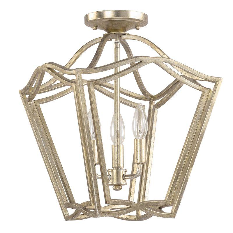 Capital Lighting 9651 Foyer Collection 3 Light Full Sized Pendant