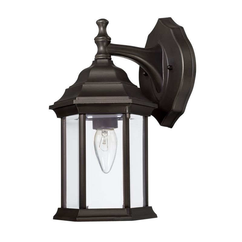 Capital Lighting 9830 Capital Outdoors 1 Light Outdoor Wall Sconce Old