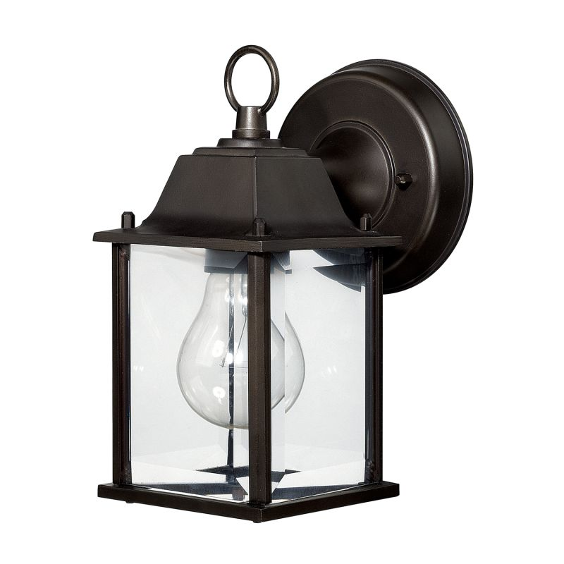 Capital Lighting 9850 Capital Outdoors 1 Light Outdoor Wall Sconce Old