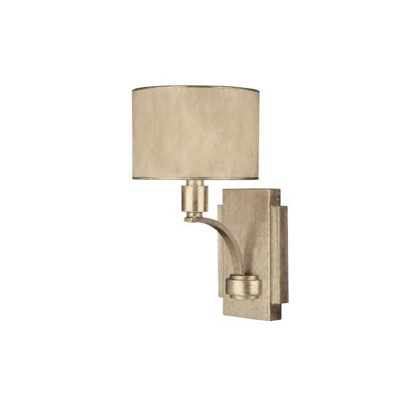 Winter Gold Wall Sconces : Capital Lighting 1026WG-410 Winter Gold Luna 1 Light Wall Sconce - LightingDirect.com