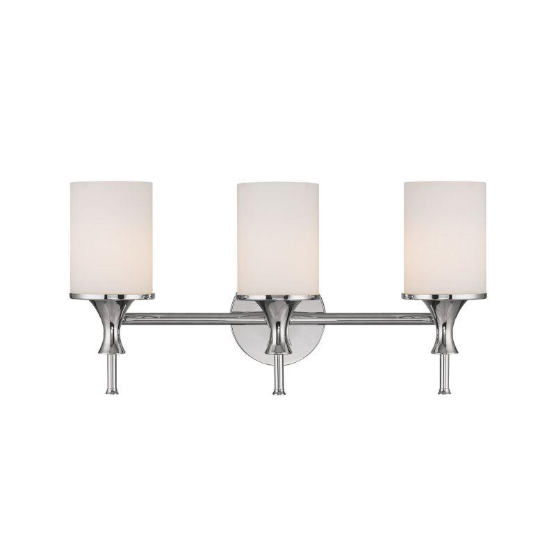 Capital Lighting 1398-105 Studio 3 Light Bathroom Vanity Fixture