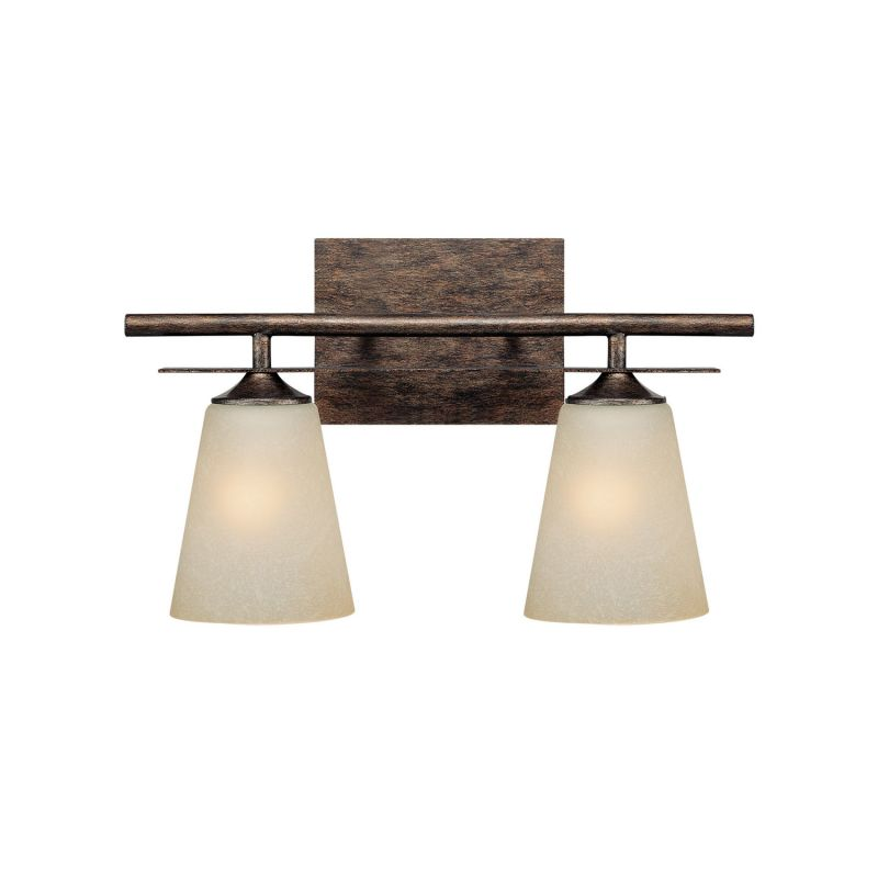 Capital lighting 1737rt 131 rustic soho 2 light bathroom for Bathroom 5 light fixtures