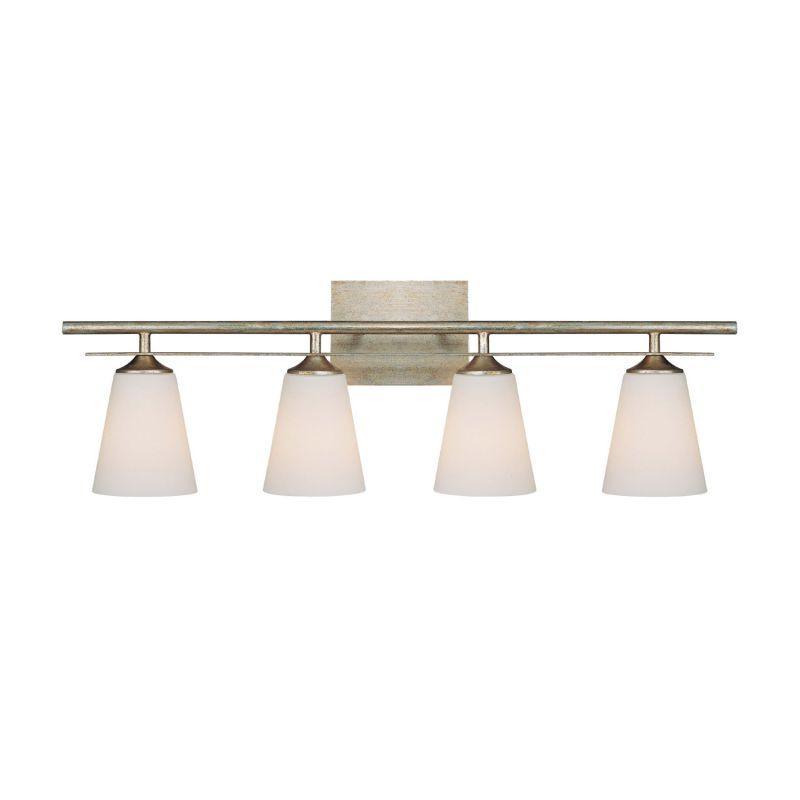 Capital Lighting 1739-122 Soho 4 Light Bathroom Vanity Fixture Winter Sale $184.00 ITEM: bci1806835 ID#:1739WG-122 UPC: 841224070581 :