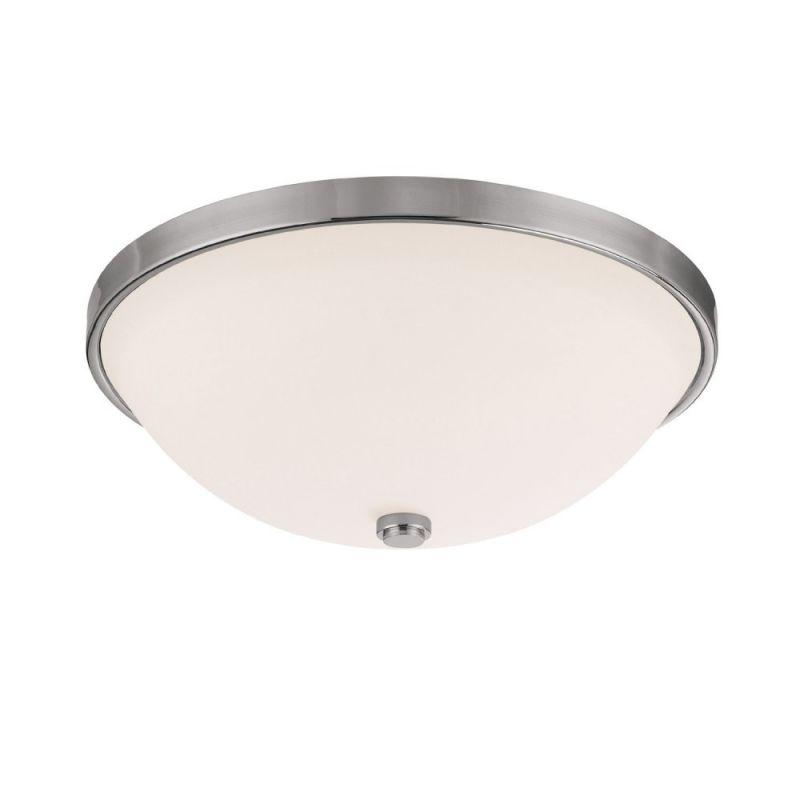Capital Lighting 2325 Ansley 3 Light Flush Mount Ceiling Fixture Sale $84.00 ITEM: bci1742439 ID#:2325PN-SW UPC: 841224069745 :