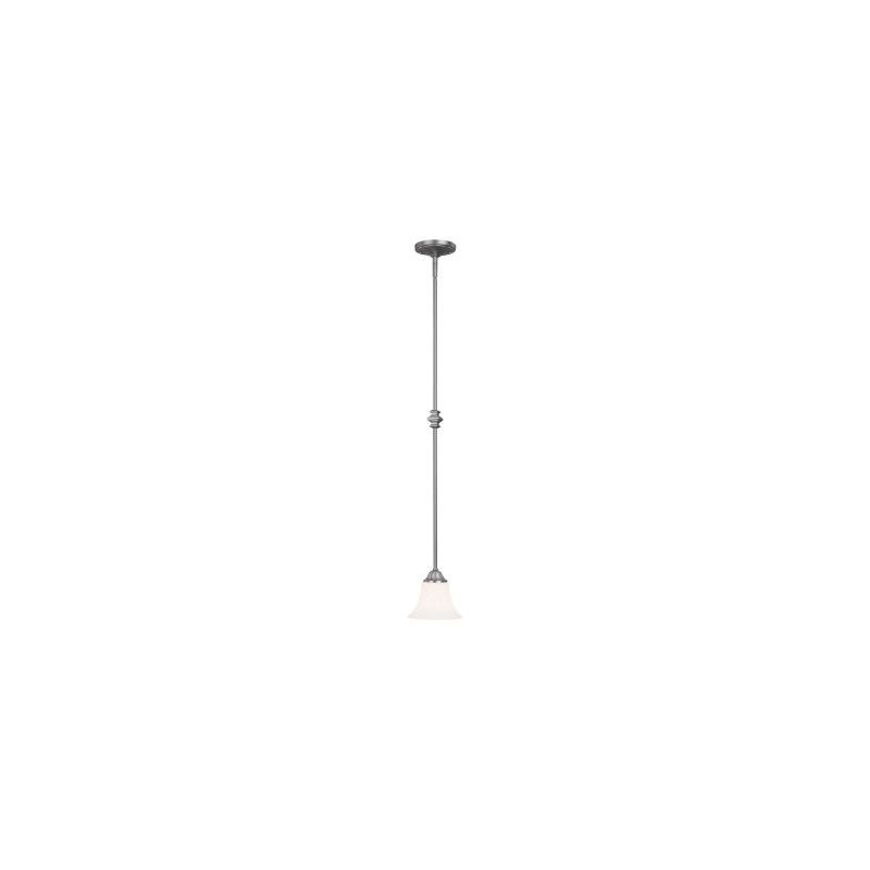 Capital Lighting 4020-114 Towne & Country 1 Light Mini Pendant Matte