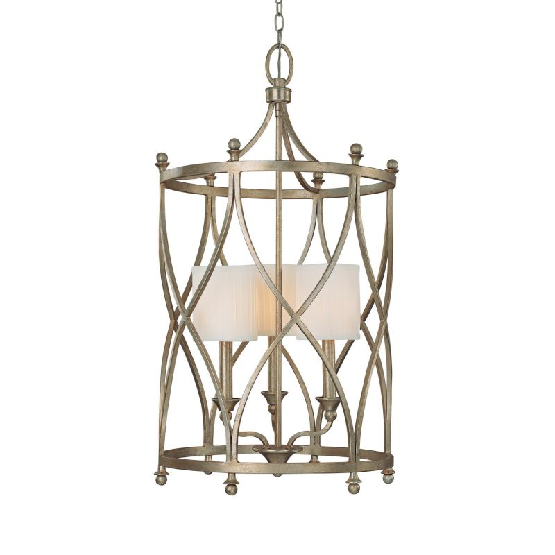 Capital Lighting 9082-484 Fifth Avenue 3 Light Full Sized Lantern