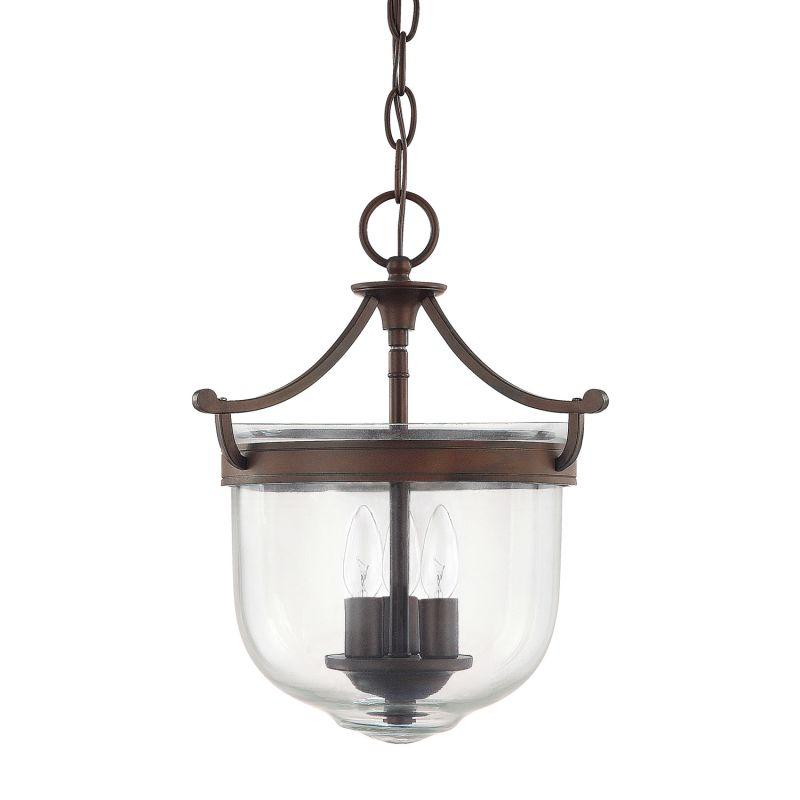 Capital Lighting 9411 Covington 3 Light Full Sized Urn Pendant