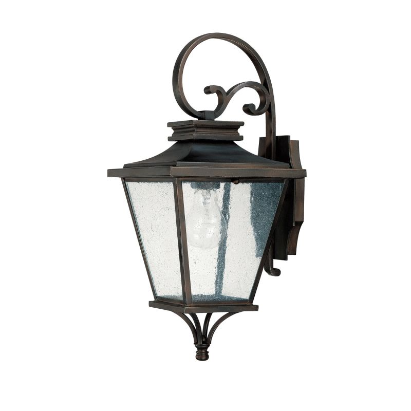 Capital Lighting 9461 Gentry 1 Light Outdoor Wall Sconce Old Bronze