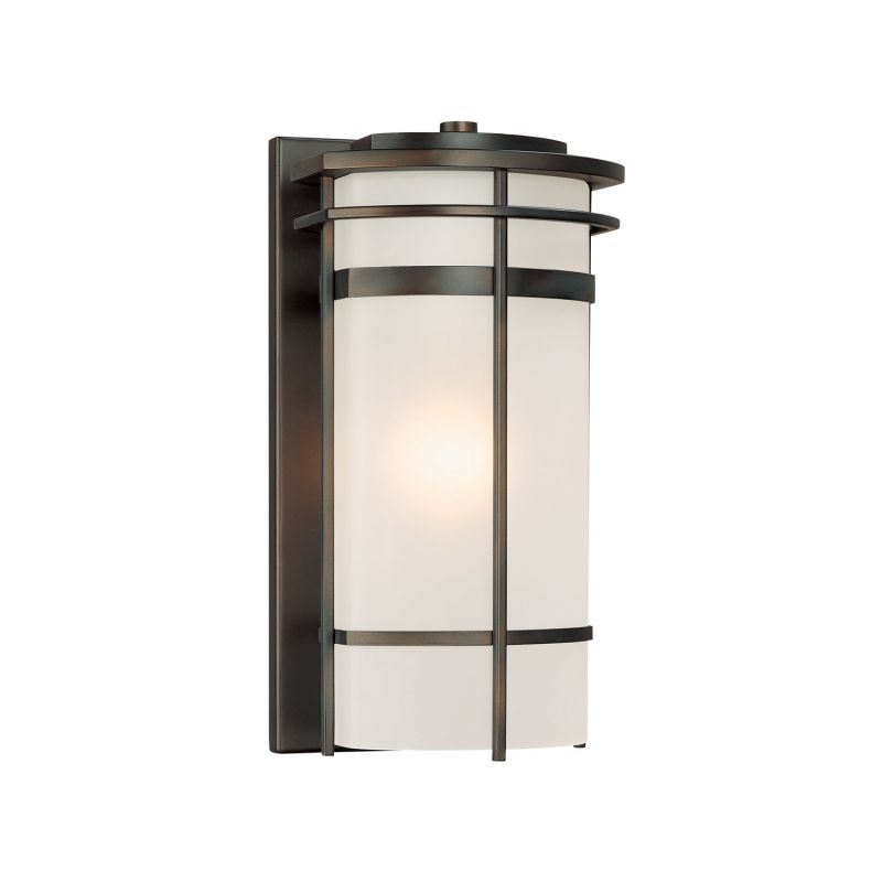 Capital Lighting 9882 Lakeshore 1 Light Outdoor Wall Sconce Old Bronze