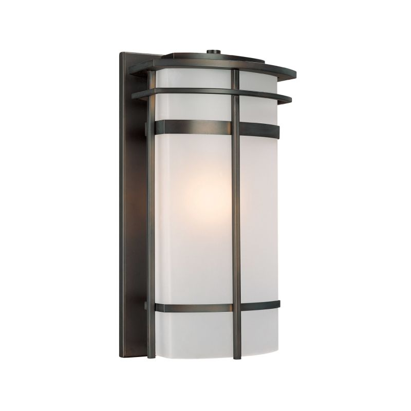 Capital Lighting 9883 Lakeshore 1 Light Outdoor Wall Sconce Old Bronze