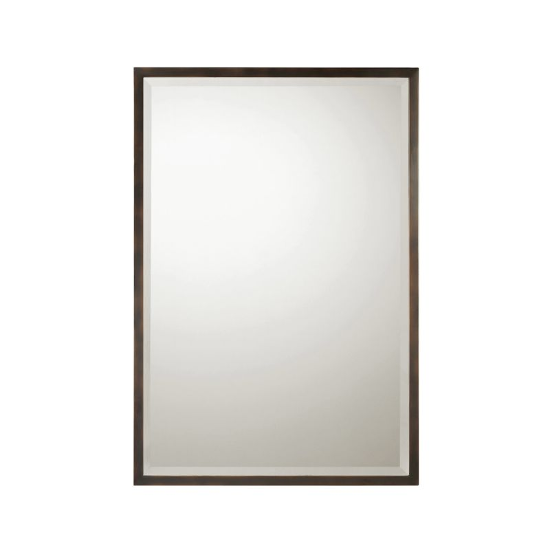 "Capital Lighting M382657 38"" Rectangular Mirror Home Decor"