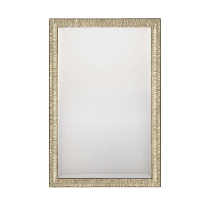 "Capital Lighting M322026 36"" Rectangular Mirror Home Decor"