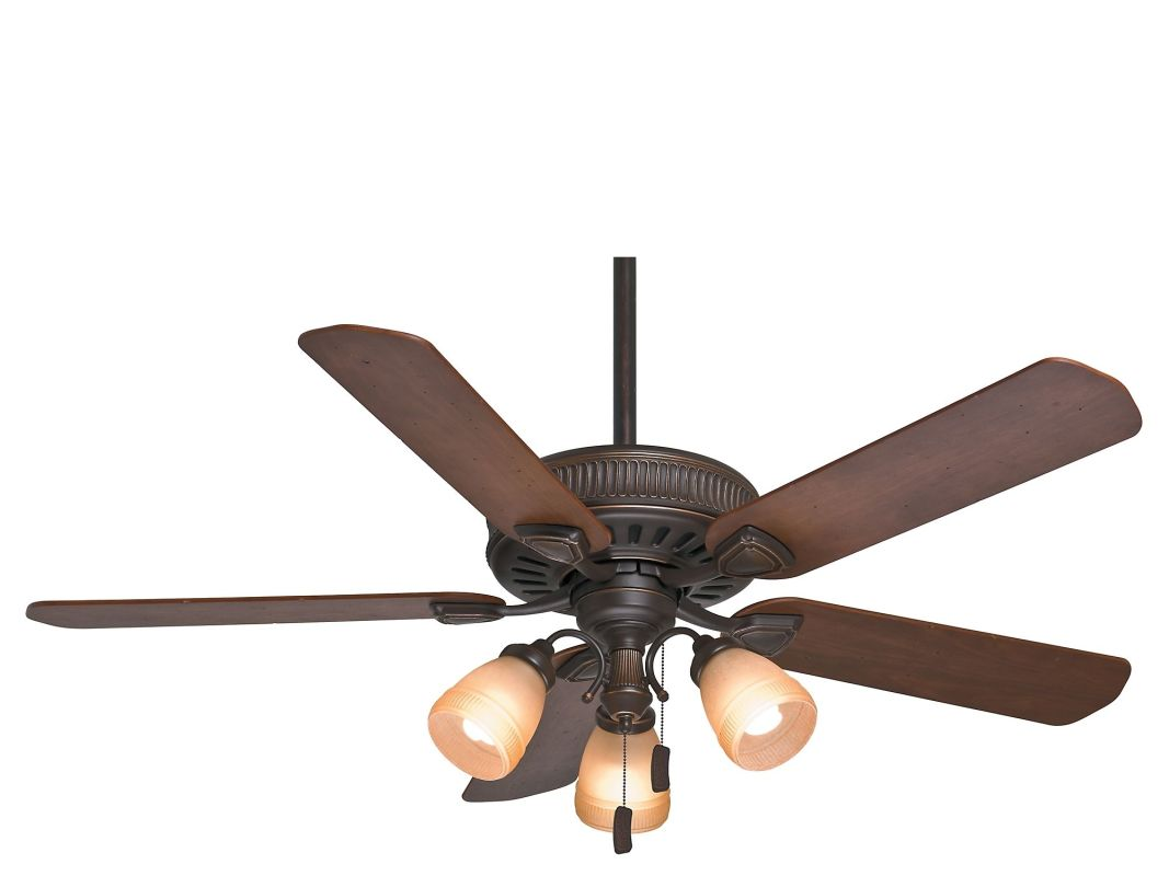 "Casablanca AINSWORTH GALLERY 54 Ainsworth 54"" 5 Blade Ceiling Fan -"