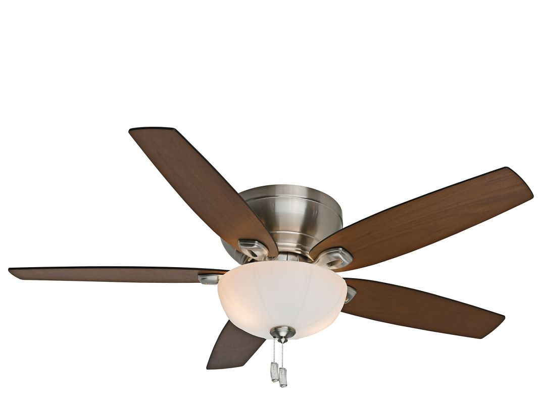 "Casablanca DURANT 54 Durant 54"" 5 Blade Ceiling Fan - Blades and Light"