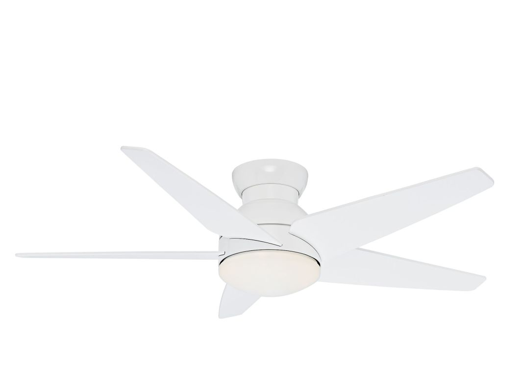 "Casablanca Isotope 52 Isotope 52"" 5 Blade Ceiling Fan - Blades and"