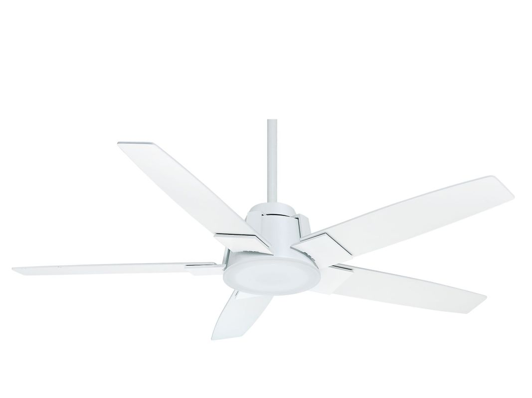 "Casablanca ZUDIO Zudio 56"" 5 Blade Energy Star Ceiling Fan - LED Light"