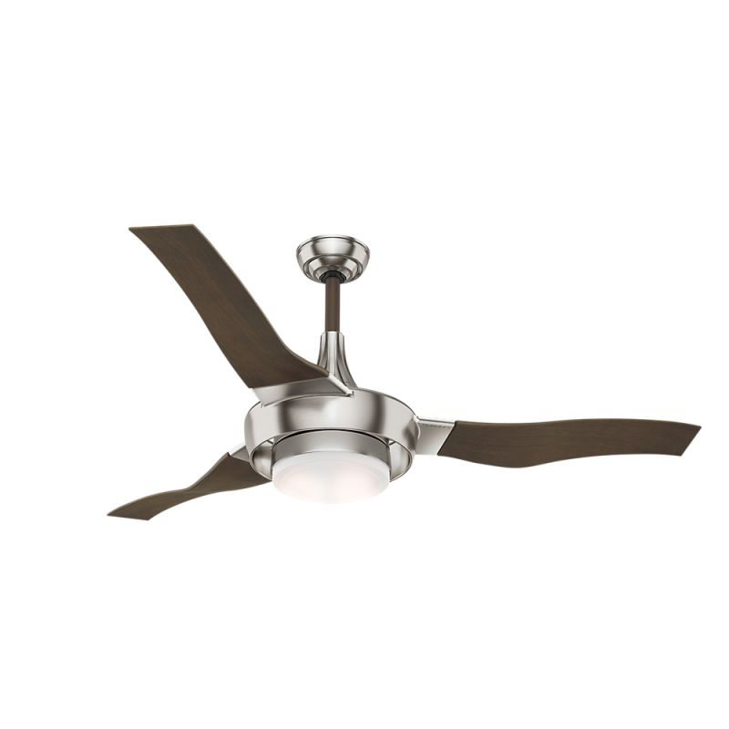"Casablanca Perseus 64"" Ceiling Fan - 3 Fan Blades and LED Light Kit"