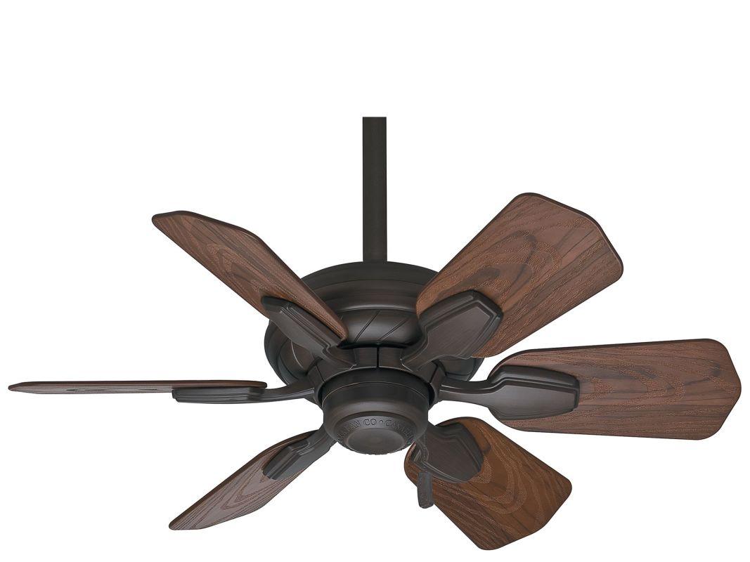 "Casablanca Wailea Wailea 31"" 6 Blade Ceiling Fan - Blades Included"