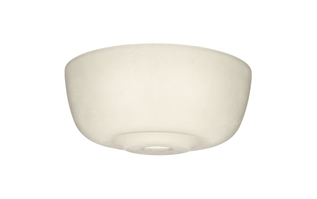 Casablanca 99059 Cased White Transitional Glass Bowl for 99023 Cased