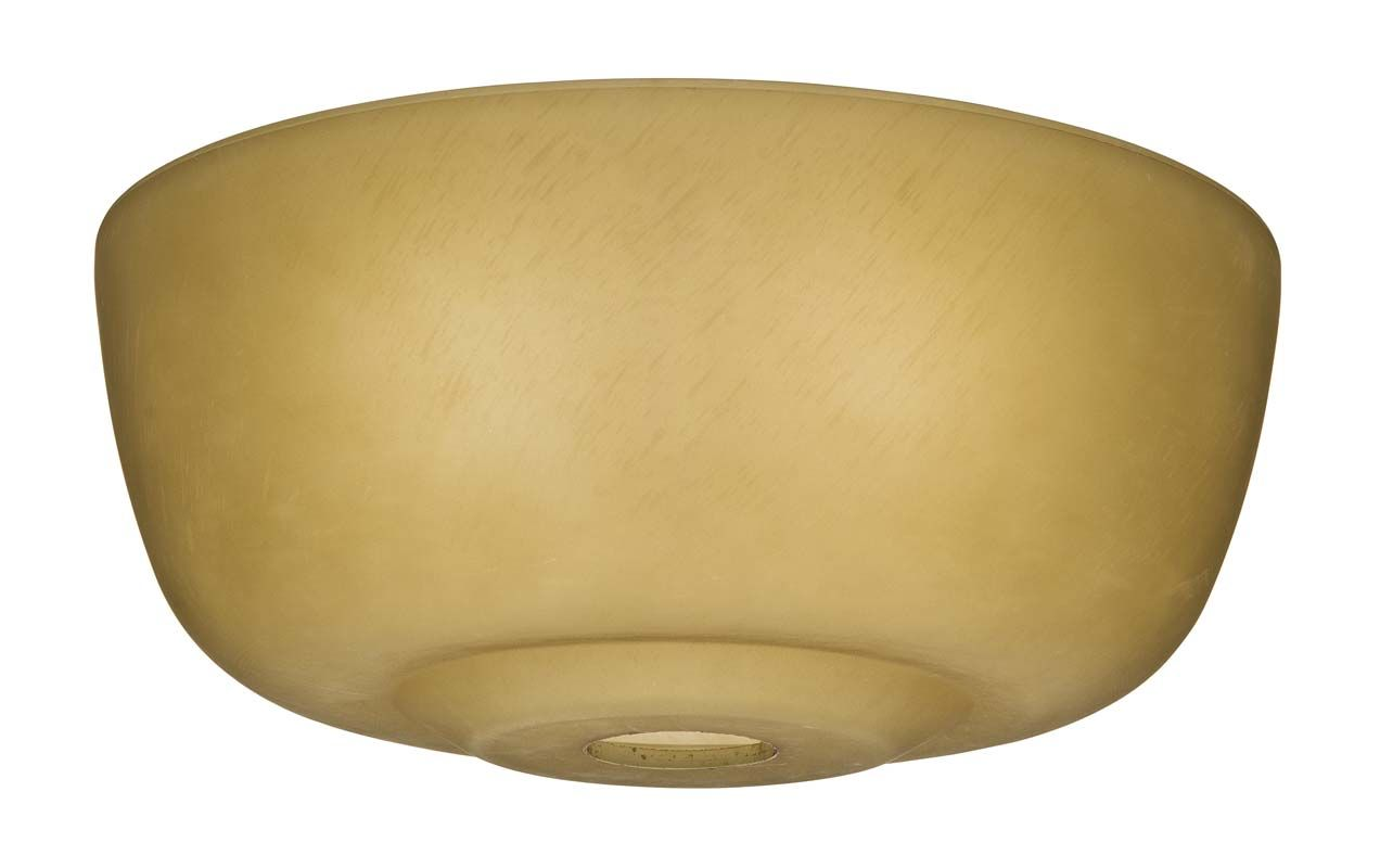 Casablanca 99060 Toffee Transitional Glass Bowl for 99023 Toffee
