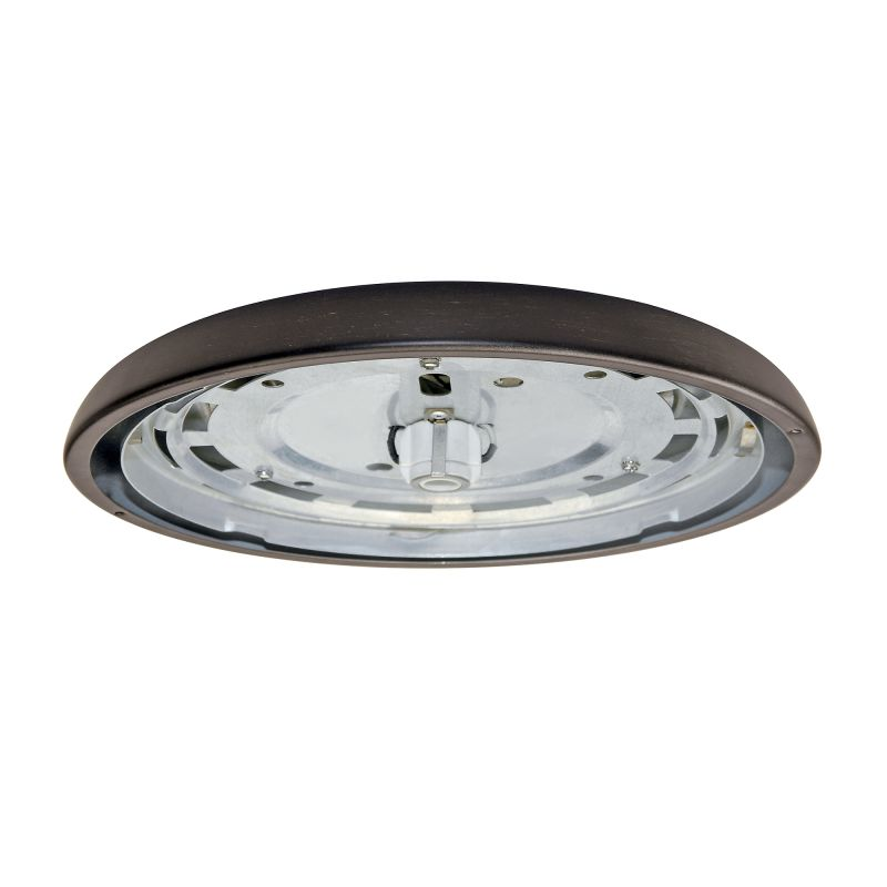 Casablanca K1C Integrated Low-Profile Halogen Fitter Bullion Black